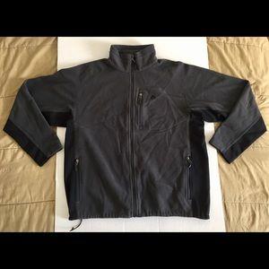 Nike Fit Therma ACG Gray Black Fleece Jacket Sz XL